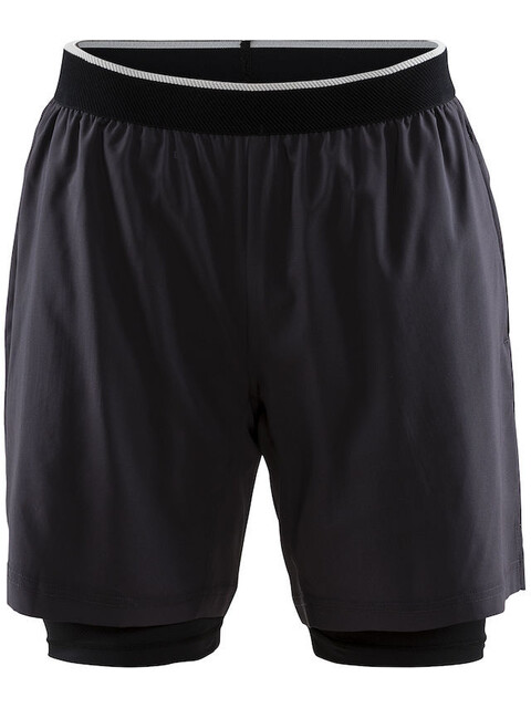 Craft Charge 2-In-1 Shorts Men crest